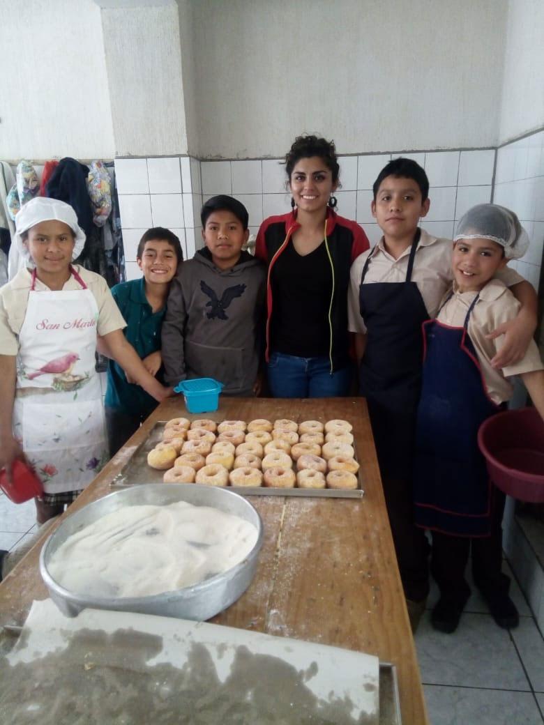 bakery manos amigas