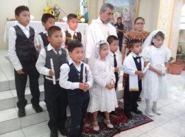 Baptism and Eucharist