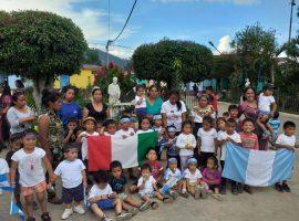 Guatemala celebrates its 198 years of independence
