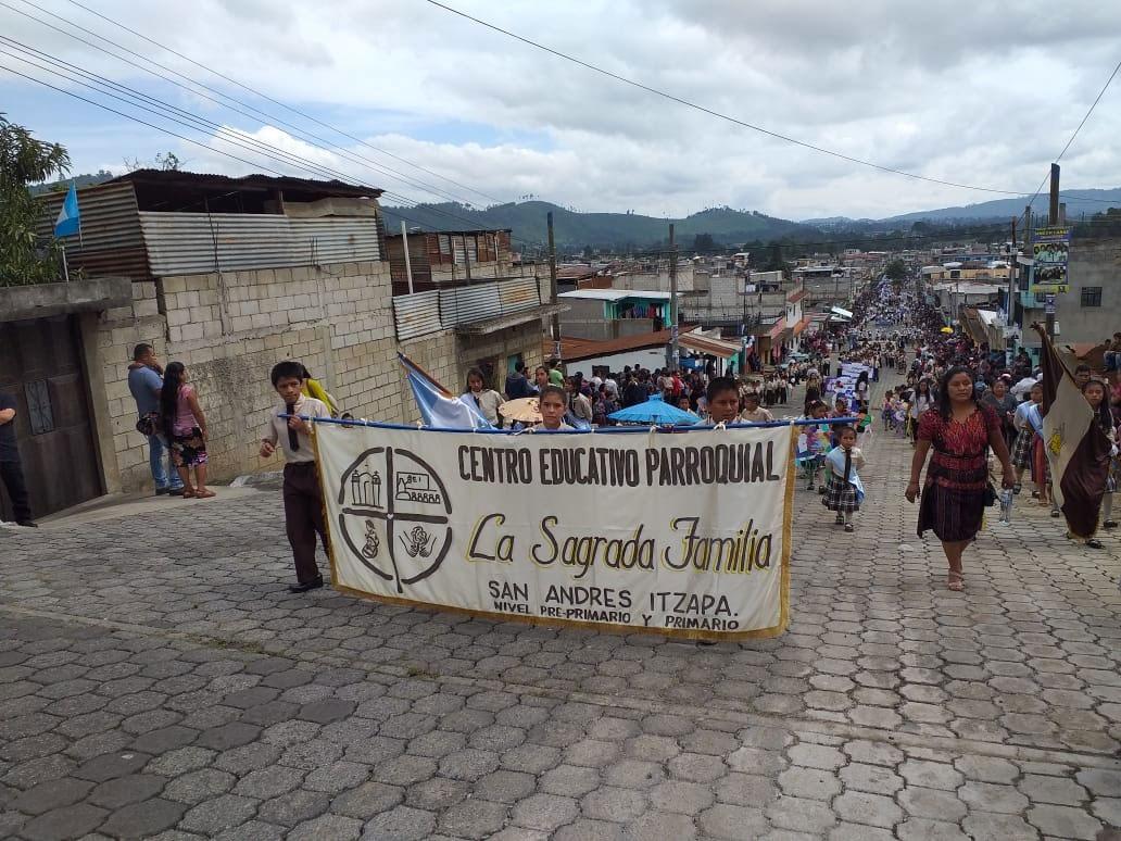 Civic Walk in Guatemala