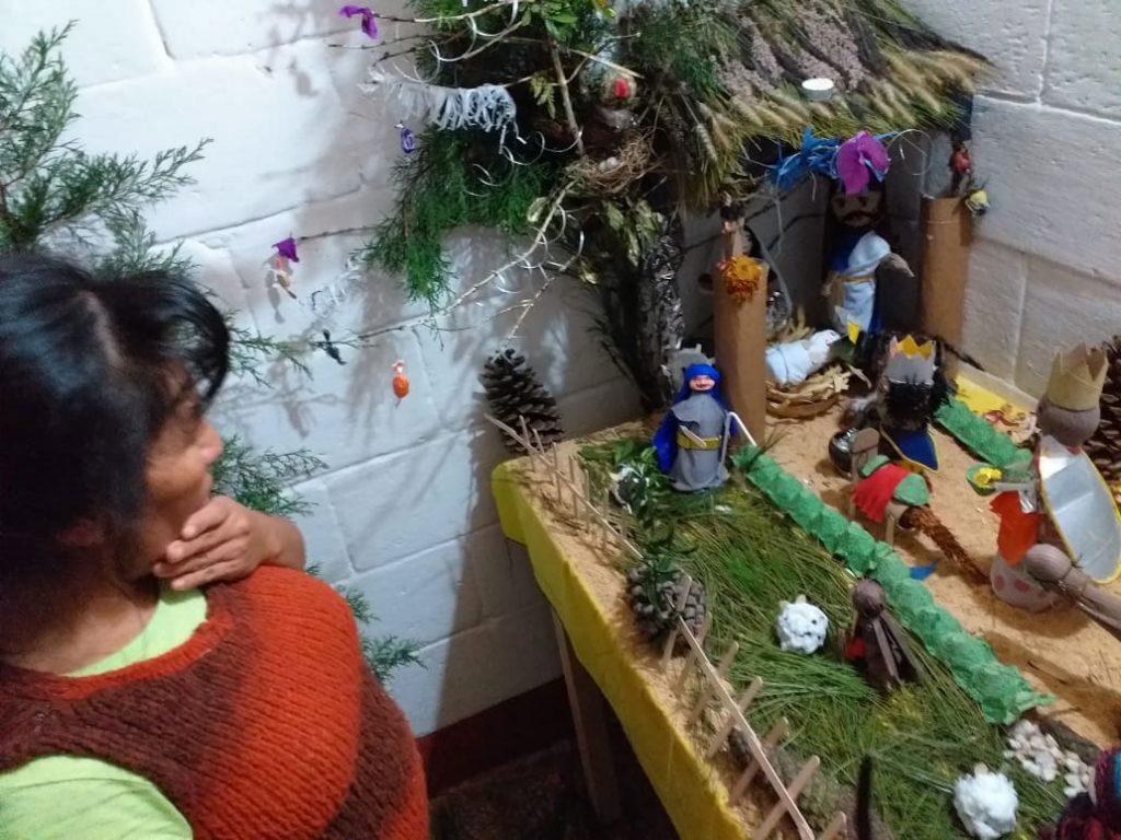 Christmas at manos amigas guatemala